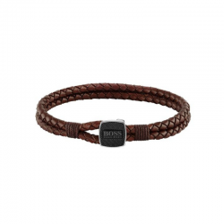 Bracelet Cuir Homme - Hugo...