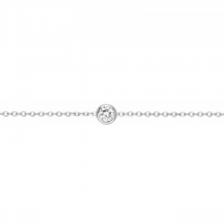 Bracelet Solitaire Femme - ISA