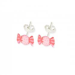 Boucles d'oreilles Bonbon -...