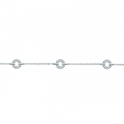 Bracelet Femme Argent - ISA...