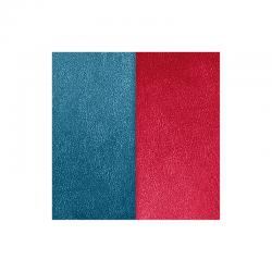 Cuir Manchette Bleu Pétrole...