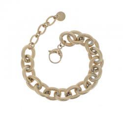 Bracelet Maille Ciselé...