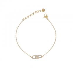 Bracelet Femme Trombone...