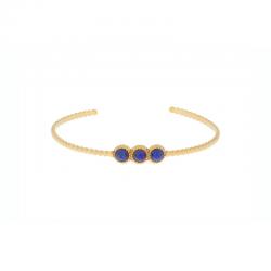 Bracelet Jonc Lapis-Lazuli...