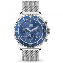 Montre Ice Steel Mesh Blue...