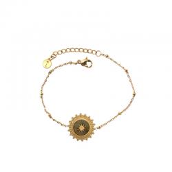 Bracelet Ciselé Pierre...