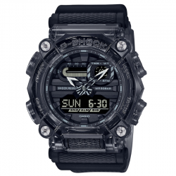Montre BLACK SKELETON Homme...