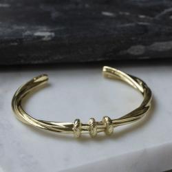 Bracelet Jonc PHAD - Emma &...