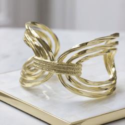 Bracelet Manchette ALPHA -...
