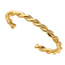 Bracelet Jonc Torsadée...