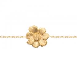 Bracelet Flora Plaqué Or 18...