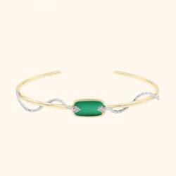 Bracelet Jonc Sangha - Be Maad
