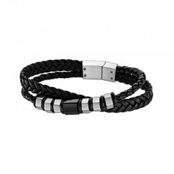 Bracelet Cuir Homme LS2039...