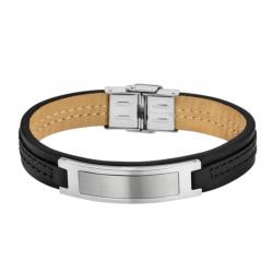 Bracelet Cuir Homme LS1808...