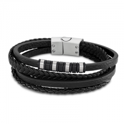 Bracelet Cuir Homme LS2101-...