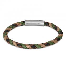 Bracelet Cuir Homme LS2141...