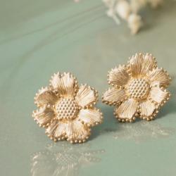 Boucles d'Oreilles Flora...